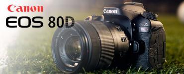 Canon EOS 80D จับโฟกัสแม่นยำ รวดเร็ว ทุกสถานการณ์
