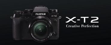 FUJIFILM X-T2…ชัด เร็ว แรง สายพันธุ์โปร