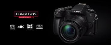 PANASONIC LUMIX G85…พร้อมลุยทุกเส้นทางการถ่ายภาพ
