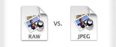 Raw vs Jpeg ต่างกันยังไง