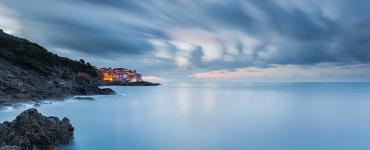 ถ่ายภาพ Seascape ด้วยเทคนิค Long Time exposure