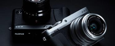 Preview FUJIFILM X-E3