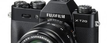 Review : FujiFilm X-T20