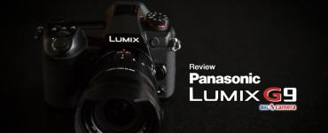 Review Panasonic Lumix G9