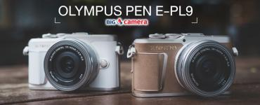 Review Olympus PEN E-PL9