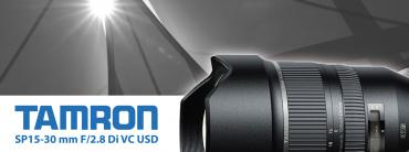 Review : Tamron SP15-30 mm F/2.8 Di VC USD เลนส์ซูมไวแสงเกรดโปรที่รอคอย