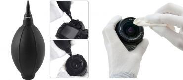 เคล็ดลับทำความสะอาดกล้องแบบมืออาชีพ