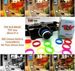 BIG Camera Galleria นำเข้า Gadget ใหม่ เอาใจชาว Photolista !
