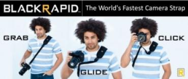 Black Rapid หยิบ...ยก...กดชัตเตอร์ นิยามสายสะพายกล้องใหม่จากสหรัฐอเมริกา