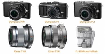Olympus's Camera Caravan...New !!!