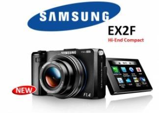 SAMSUNG EX2F Hi-End Compact พบกันที่งาน BIG PRO DAYS'6