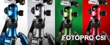 PROFESSIONAL TRIPOD from FOTOPRO...New !!!