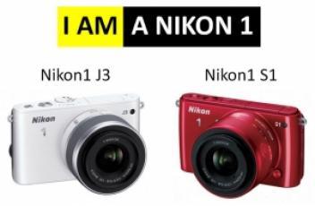 NIKON เปิดตัวกล้องสองรุ่นใหม่ Nikon1 J3 และ Nikon1 S1
