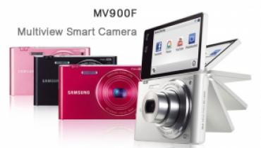 (New) SAMSUNG MV900F Multiview Smart Camera