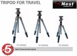 TRIPOD FOR TRAVEL