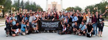 WORLDWIDE PHOTO WALK กิจกรรมระดับโลกของ SCOTT KELBY ในประเทศไทย