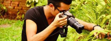 เก็บภาพความสุขรอบตัว พร้อม Review Nikon D5200 กับ แทม-พศิน