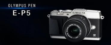 REVIEW : OLYMPUS PEN E-P5