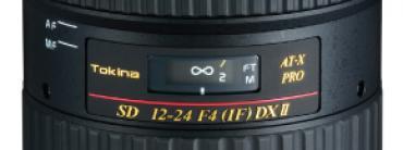 รีวิวเจาะลึกเลนส์ Tokina AT-X Pro SD 12-24mm F4 (IF) DX II