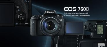 Review : Canon EOS 760D ปลดปล่อยพลังในตัวอย่างสร้างสรรค์