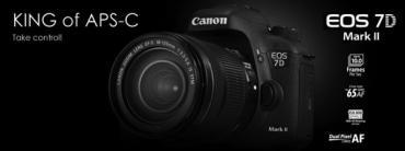 Review : Canon EOS 7D MarkII ที่สุดของความแม่นยำและรวดเร็ว