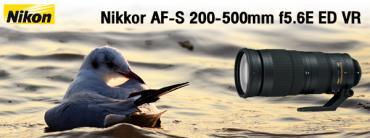 Review AF-S Nikkor 200-500mm f 5.6E ED VR …แม่นยำทุกแอคชั่น