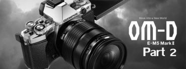 Review : Olympus OM-D E-M5II Part 2 กับการถ่ายภาพแฟชั่นในสตูดิโอมืออาชีพ