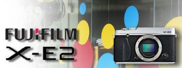 FUJIFILM X-E2 ความคลาสสิกร่วมสมัยของกล้อง