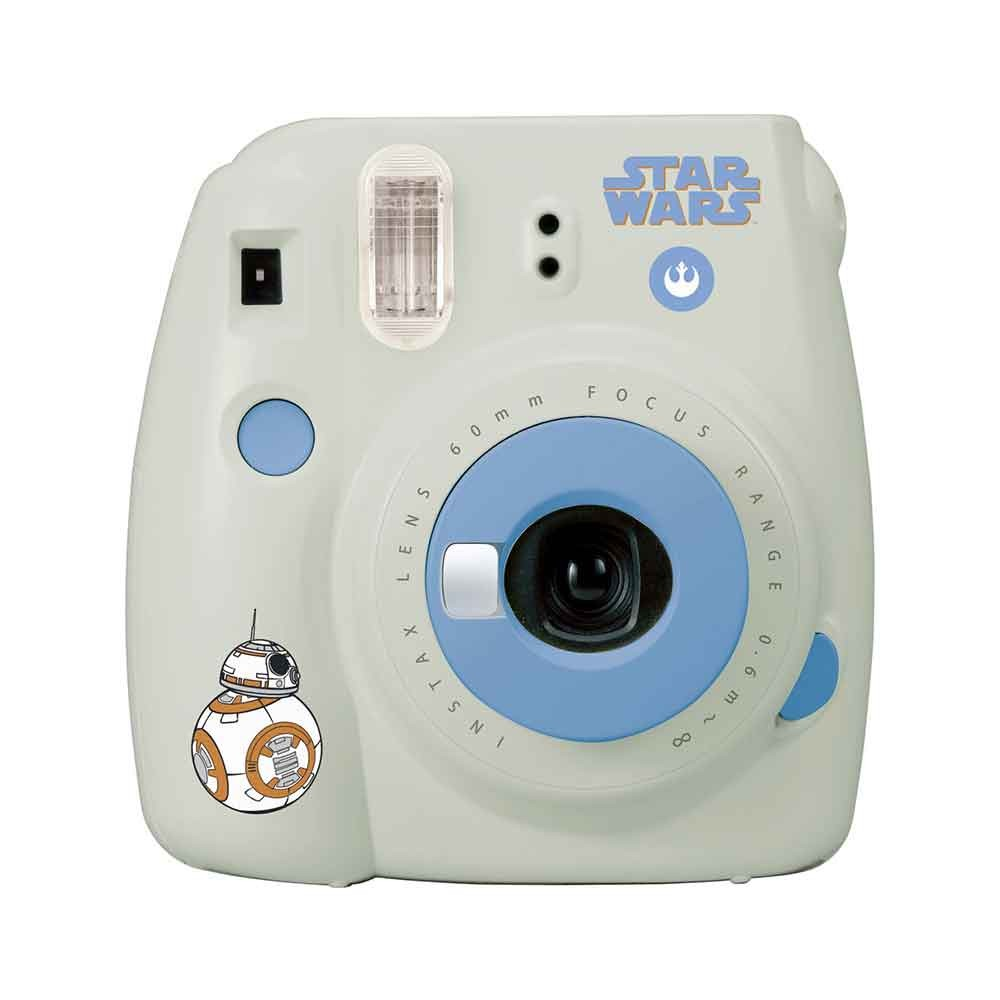 Fujifilm Instax Mini 9 Instant Film Camera (Star Wars)
