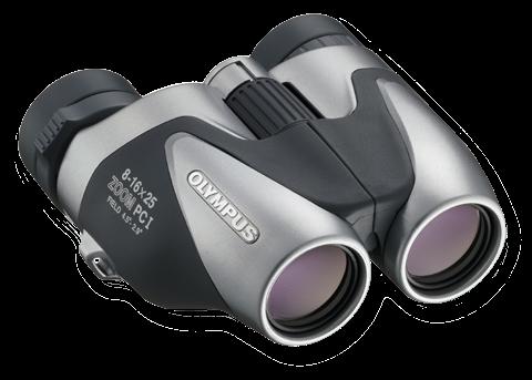 Olympus 8-16x25 Tracker Zoom PC I Binocular