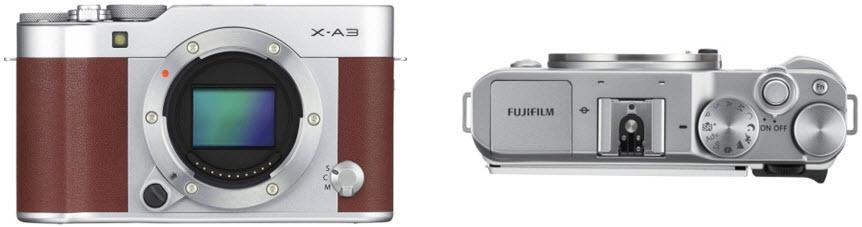 Fujifilm X A3 Specifications